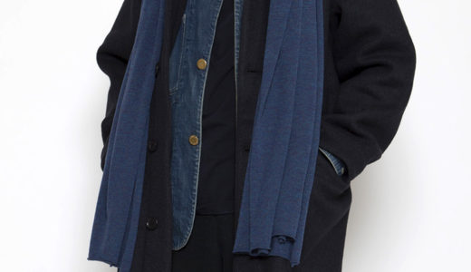 【DELIVERY】CJ127 - UP DUSTER PARKA COAT