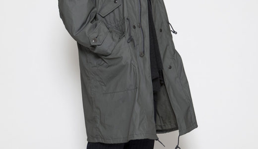 【DELIVERY】CJ014 – CORONA・M-47 PARKA COAT