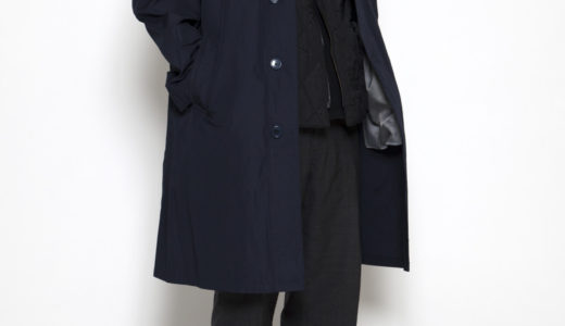 【DELIVERY】CJ027L - UP DUSTER COAT