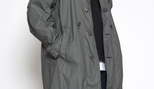CJ040 C・FIELD COAT for 2021SS